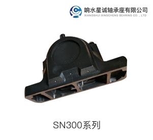 SNU500轴承座